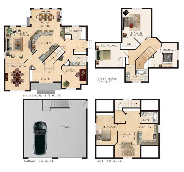Amazing Home Hardware Floor Plans Part - 1: Home Hardware Floor Plans Beaver Homes And Cottages S